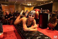 拉斯维加斯成人展AVN-展会第一天 (2)