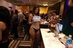 拉斯维加斯成人展AVN-展会第一天 (5)