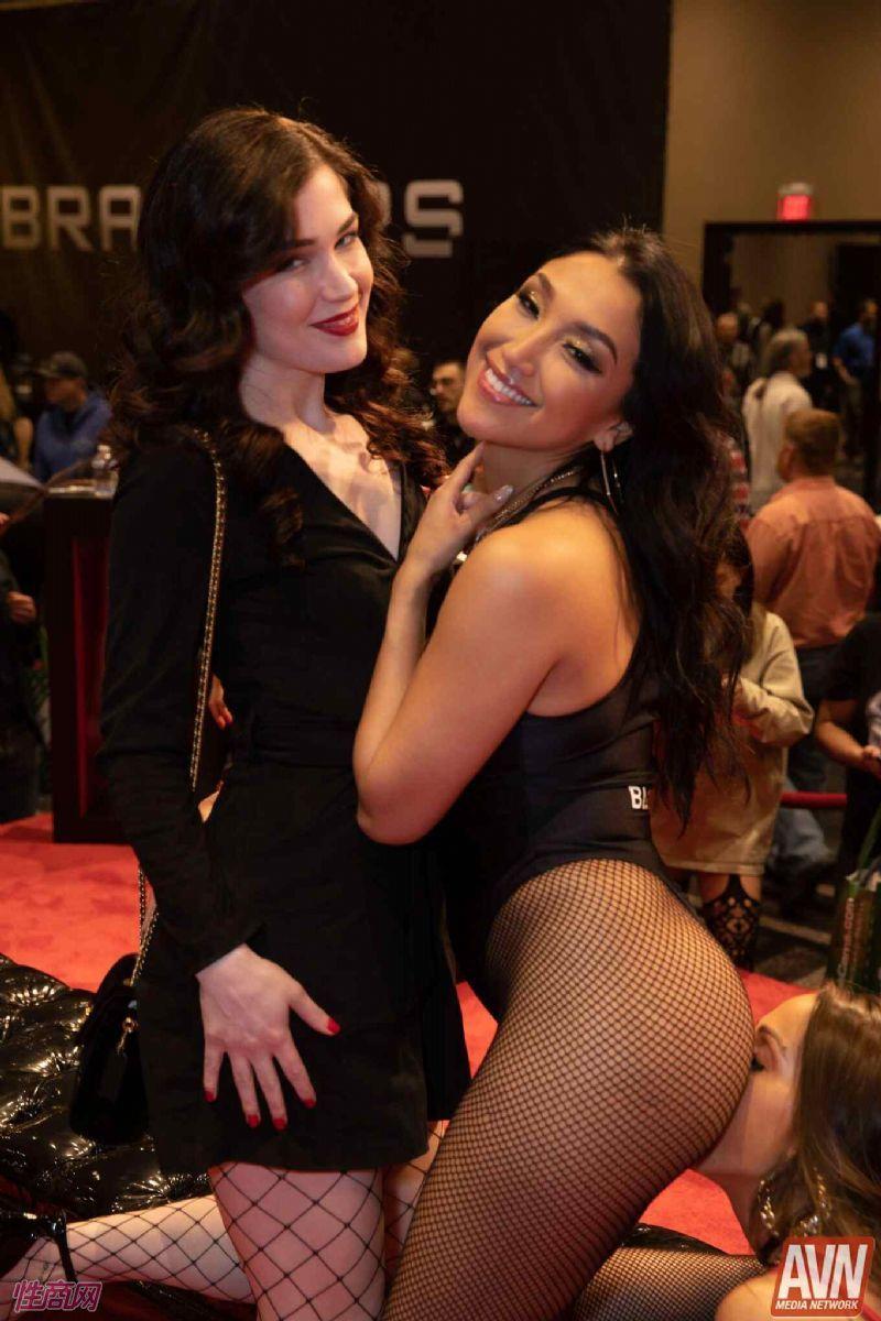 拉斯维加斯成人展AVN-展会第一天 (12)