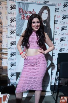 拉斯维加斯成人展AVN-成人影星(9)