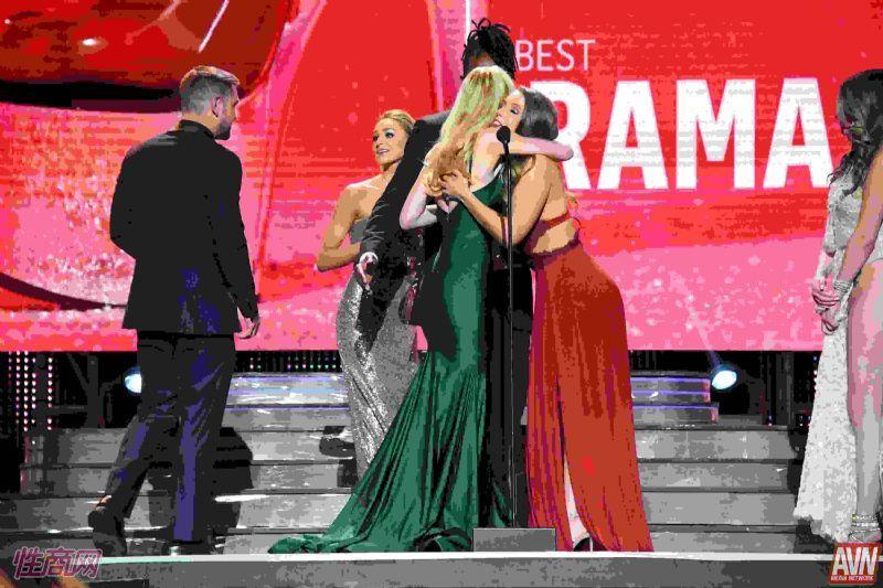 拉斯维加斯成人展AVN-颁奖典礼 (10)