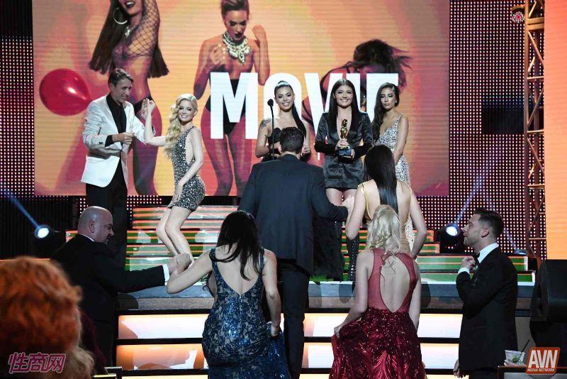 拉斯维加斯成人展AVN-颁奖典礼 (16)