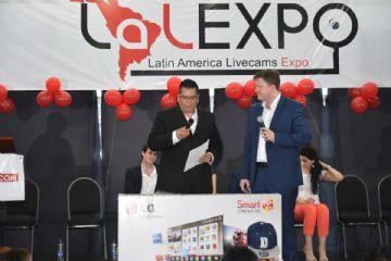 首个成人视频直播行业展会lalexpo在哥伦比亚召开图片17