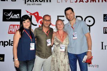第二届成人直播行业展会lalexpo成功举办图片8