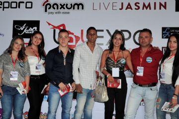 第二届成人直播行业展会lalexpo成功举办