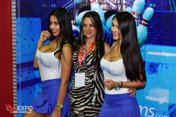 lalexpo拉丁美洲成人展派对聚会让嘉宾倍感轻松图片12