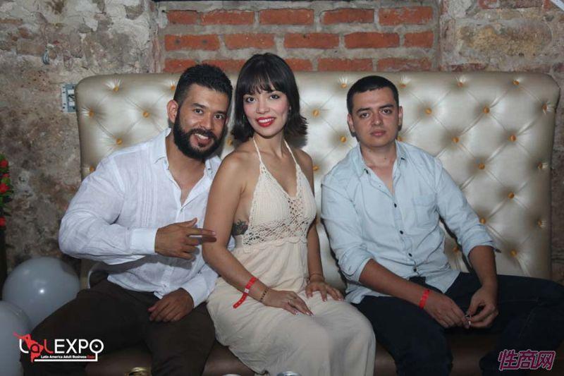 lalexpo拉丁美洲成人展派对聚会让嘉宾倍感轻松图片19