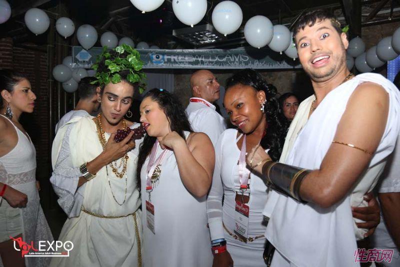 lalexpo拉丁美洲成人展派对聚会让嘉宾倍感轻松图片20