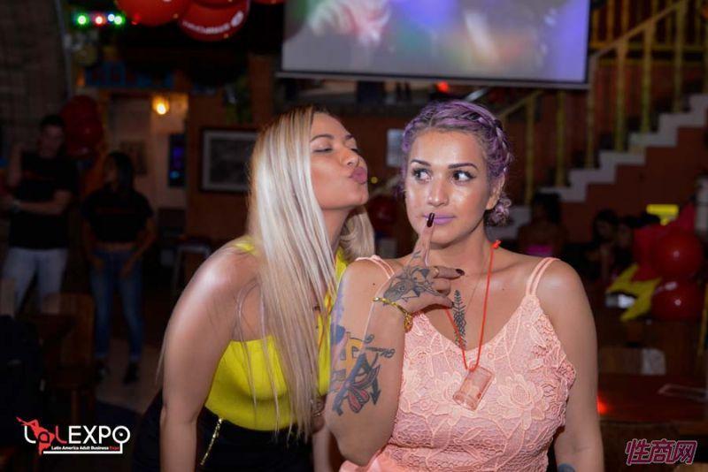 lalexpo拉丁美洲成人展派对聚会让嘉宾倍感轻松图片22