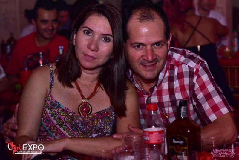 lalexpo拉丁美洲成人展派对聚会让嘉宾倍感轻松图片38