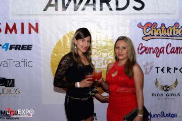 众多知名成人直播平台参加lalexpo颁奖典礼图片14