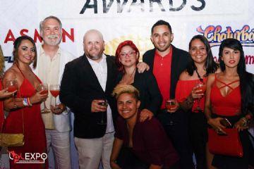众多知名成人直播平台参加lalexpo颁奖典礼图片17