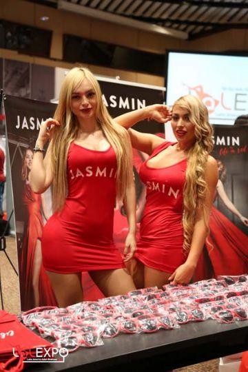 Jasmin视频直播平台的模特