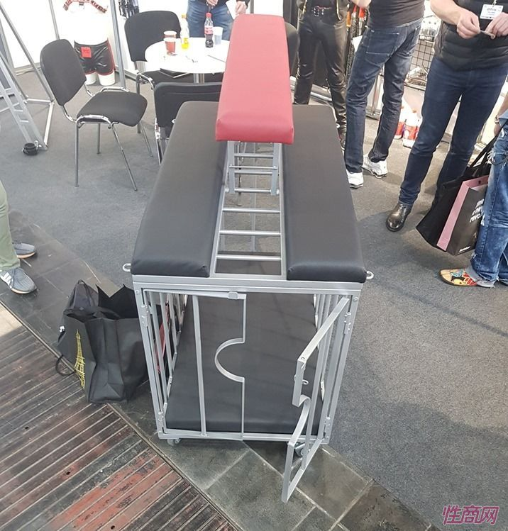 SM游戏还有如此重口的囚笼,小编虎躯为之一震