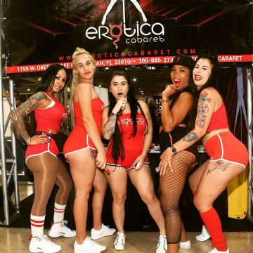 eroticacabaret展区