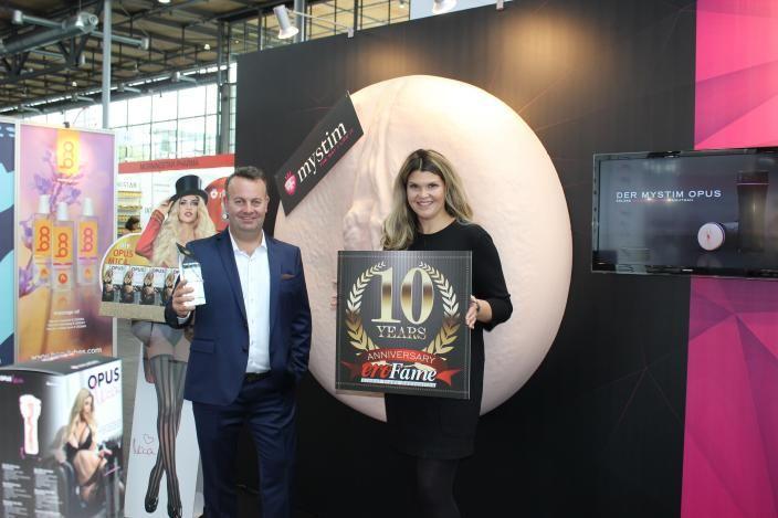 汉诺威成人展为优秀企业颁发ean年度行业大奖图片6