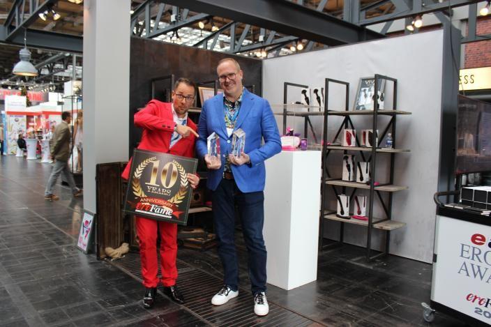 汉诺威成人展为优秀企业颁发ean年度行业大奖图片18