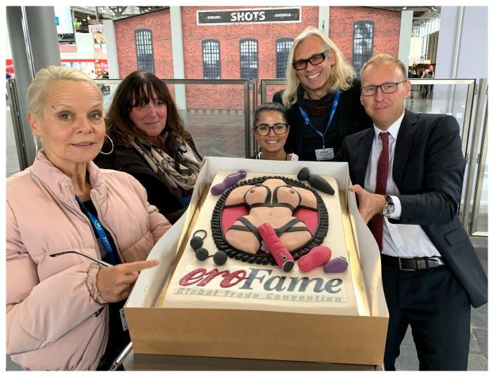2019德国汉诺威成人展举办盛大的十周年庆典图片10