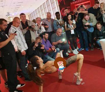 柏林成人展成功举办,吸引全球成人情趣业的关注图片9