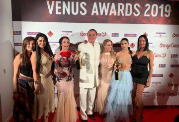 柏林展VENUS大奖在德国成人娱乐行业举足轻重