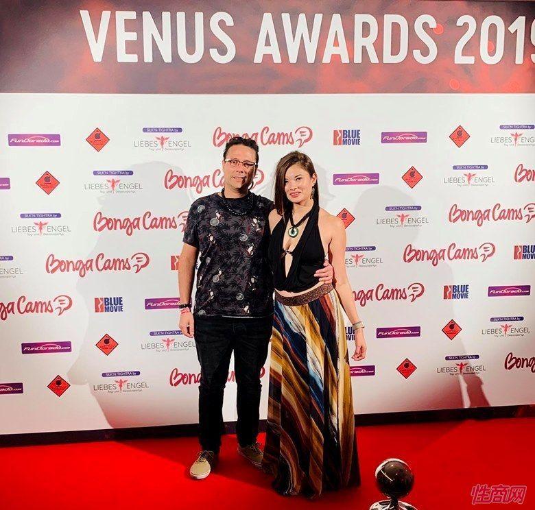 柏林展VENUS大奖在德国成人娱乐行业举足轻重图片17