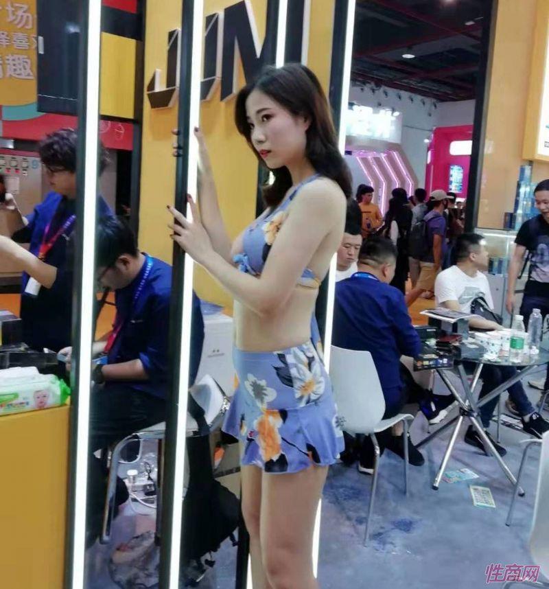 2019广州性文化节图片报道:展销模特图片78