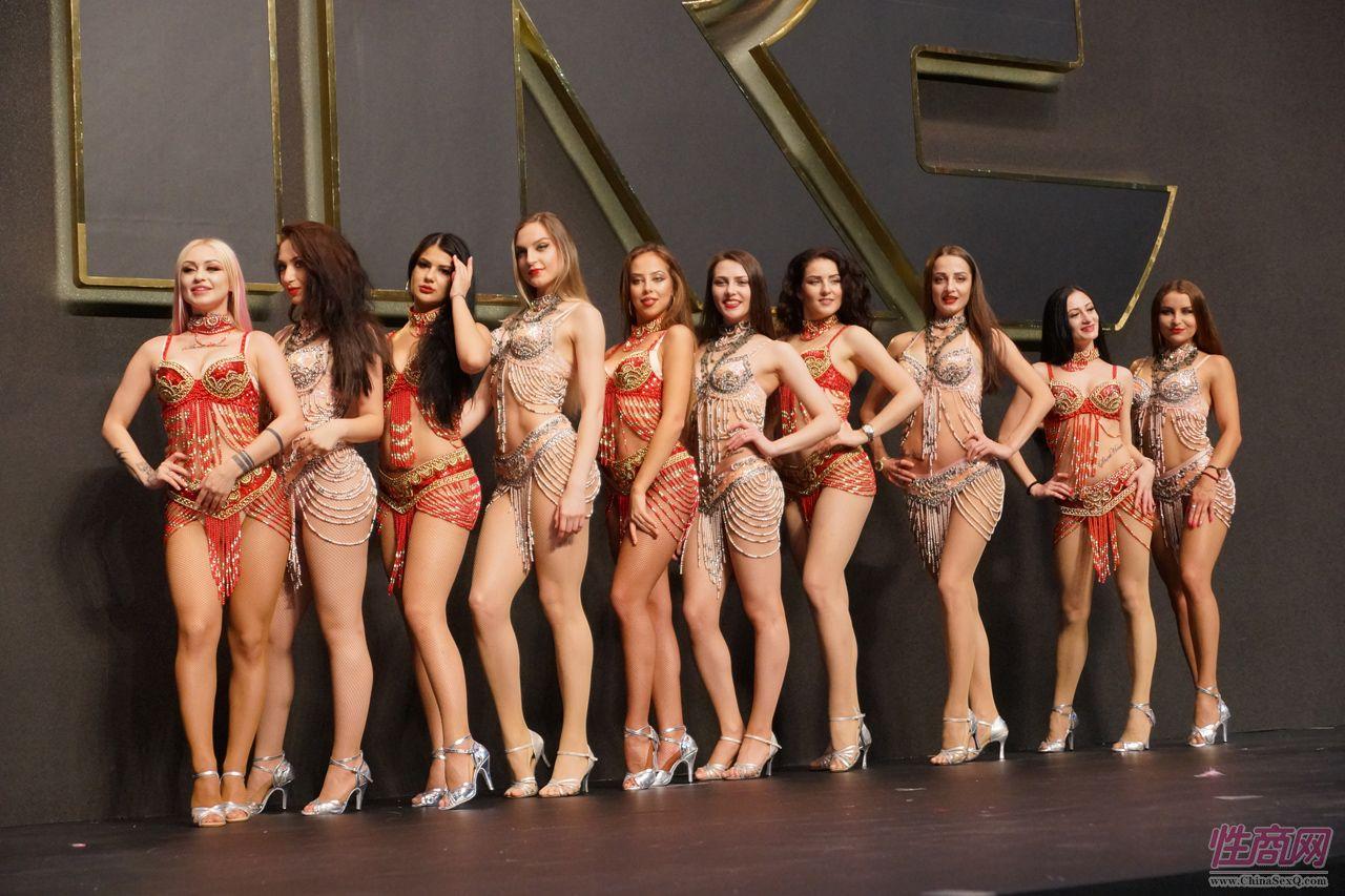 俄罗斯劲爆舞蹈团