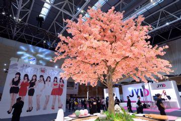 人体寿司樱花树