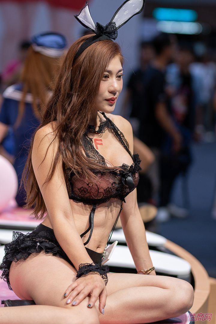 台北成人博览性感人体寿司演绎秀色可餐图片34
