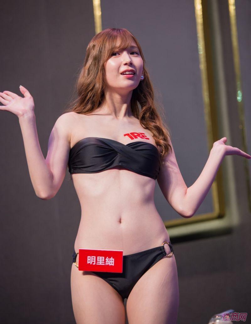 台北成人博览性感人体寿司演绎秀色可餐图片41