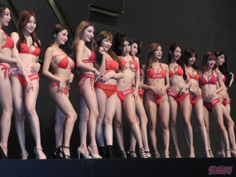 2019台北成人博览TRE本土台妹性感靓丽图片35