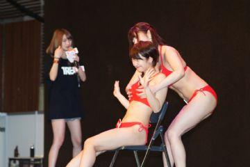 直击台北TRE成人博览,本土模特成为亮点图片12