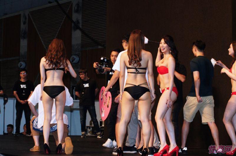 直击台北TRE成人博览,本土模特成为亮点图片17