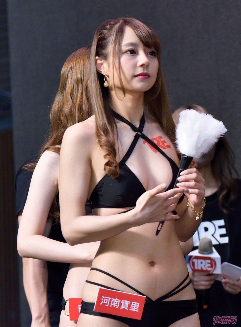 直击台北TRE成人博览,本土模特成为亮点图片26