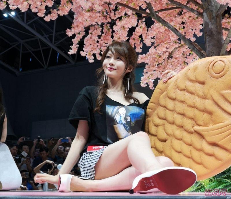 直击台北TRE成人博览,本土模特成为亮点图片1