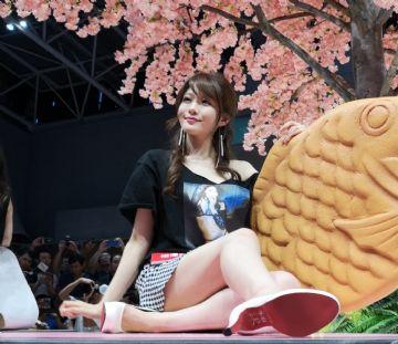 直击台北TRE成人博览,本土模特成为亮点
