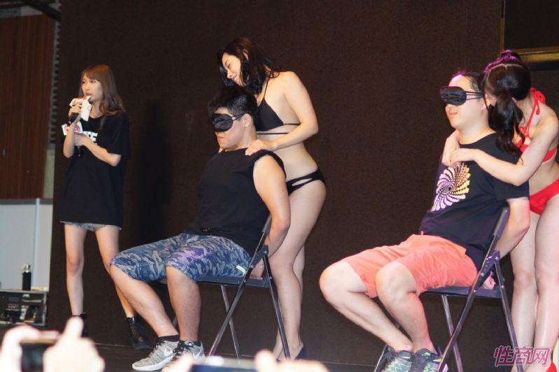 直击台北TRE成人博览,本土模特成为亮点图片3