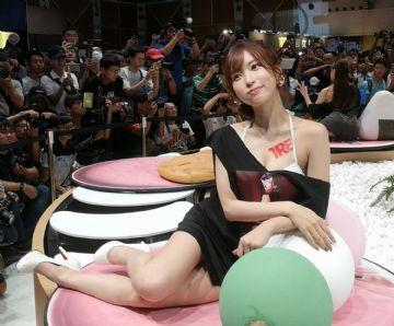 直击台北TRE成人博览,本土模特成为亮点图片9