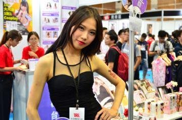 视觉盛宴感觉美女都来参加台北成人博览了图片9