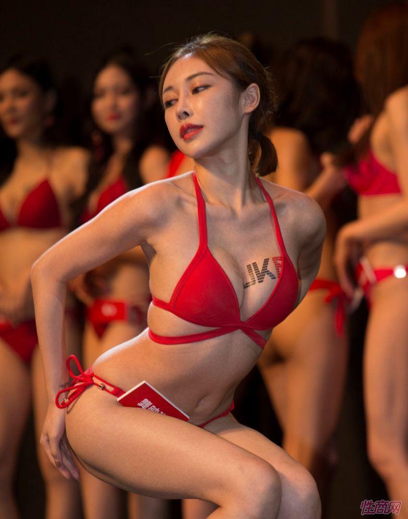 视觉盛宴感觉美女都来参加台北成人博览了图片14