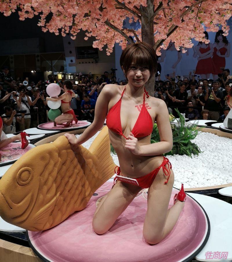 视觉盛宴感觉美女都来参加台北成人博览了图片17