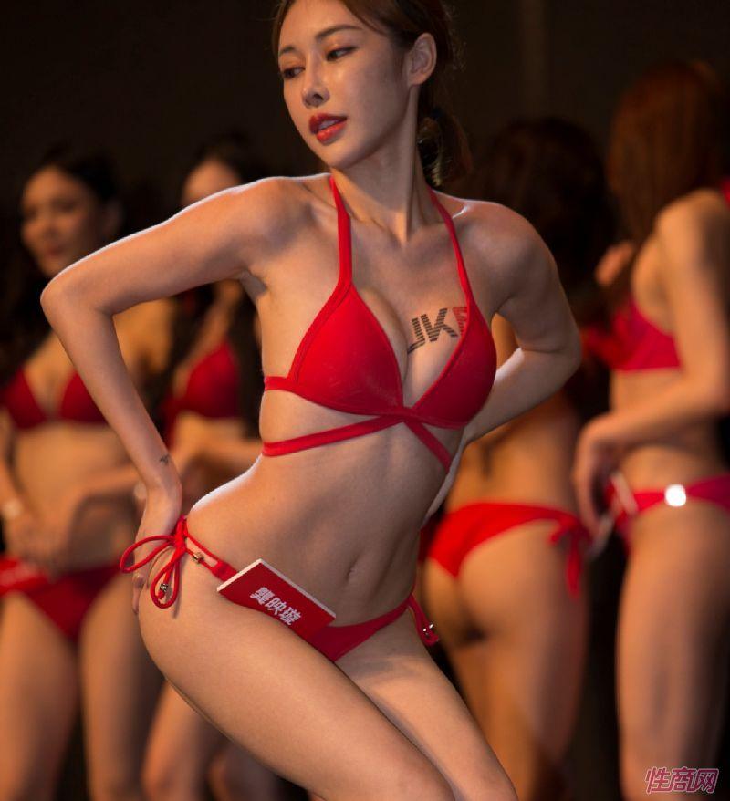 视觉盛宴感觉美女都来参加台北成人博览了图片16