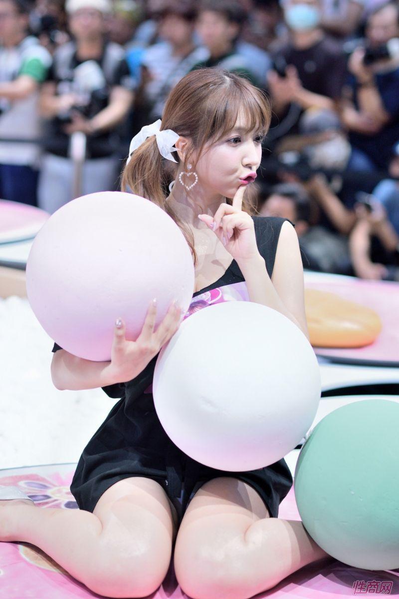 视觉盛宴感觉美女都来参加台北成人博览了图片18