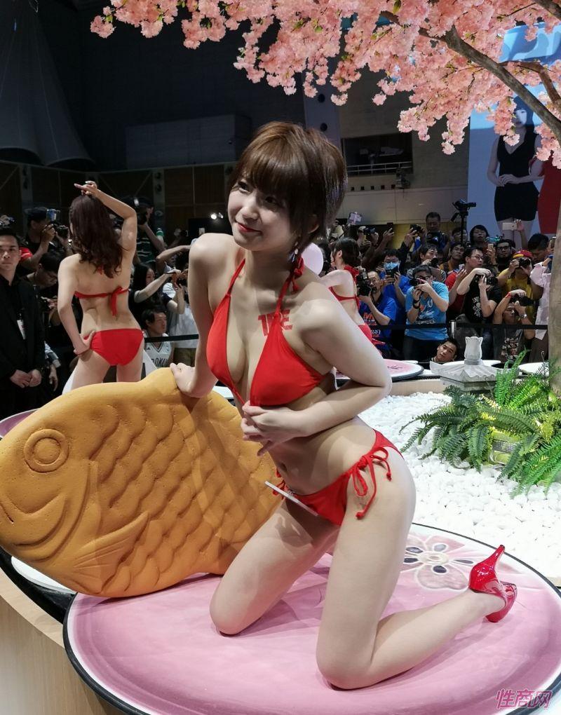 视觉盛宴感觉美女都来参加台北成人博览了图片19