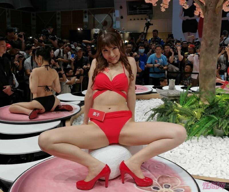 视觉盛宴感觉美女都来参加台北成人博览了图片25