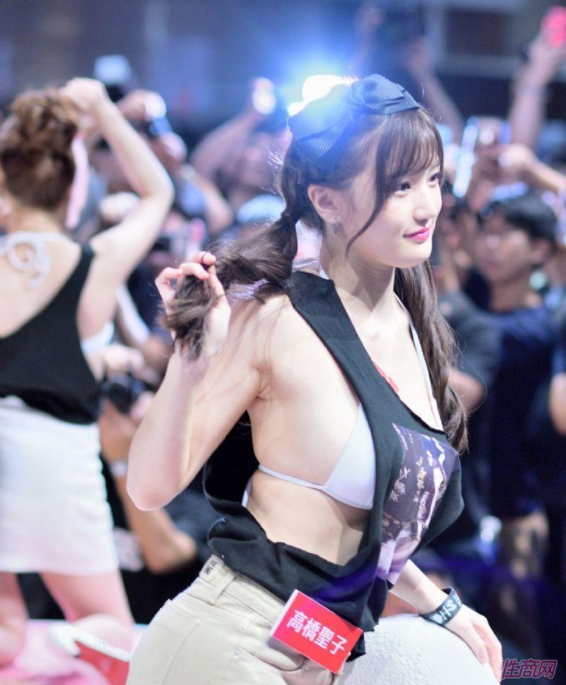 视觉盛宴感觉美女都来参加台北成人博览了图片35