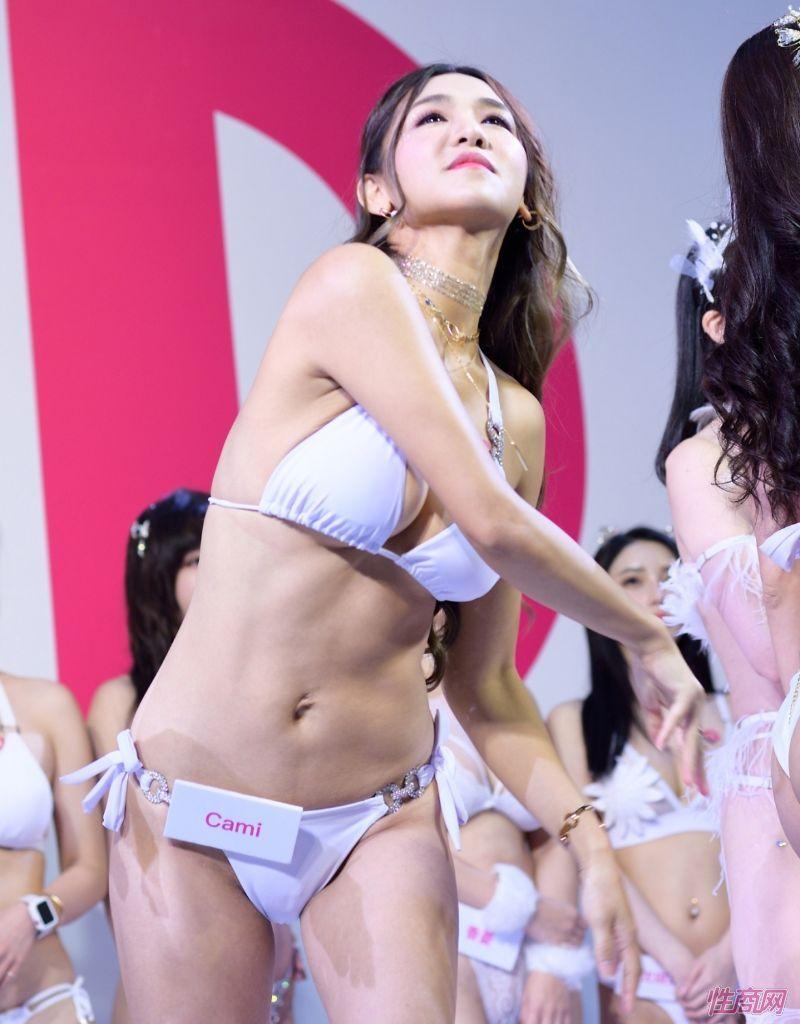 视觉盛宴感觉美女都来参加台北成人博览了图片39