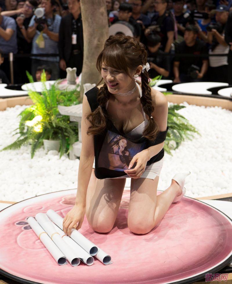 视觉盛宴感觉美女都来参加台北成人博览了图片50
