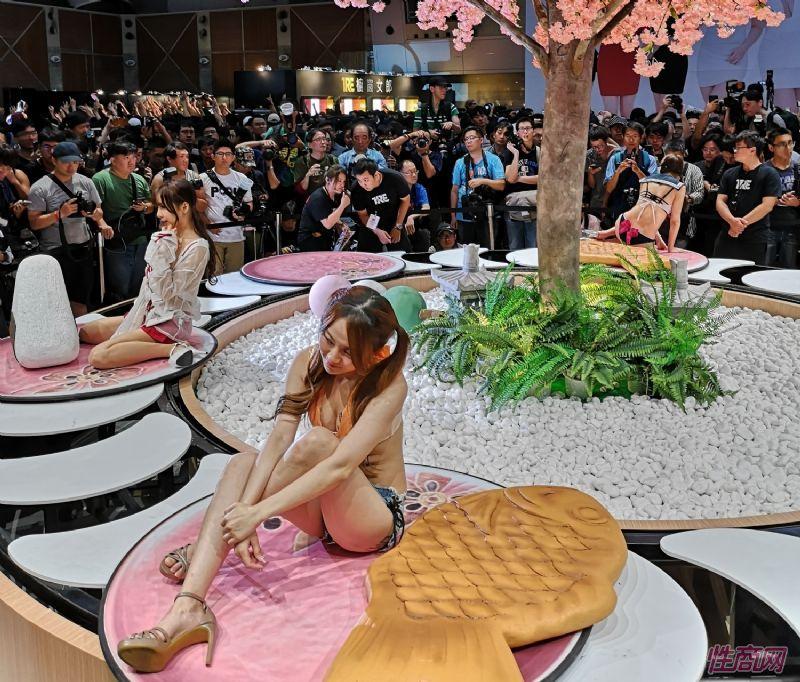 一本正经逛逛2019台北成人博览图片32