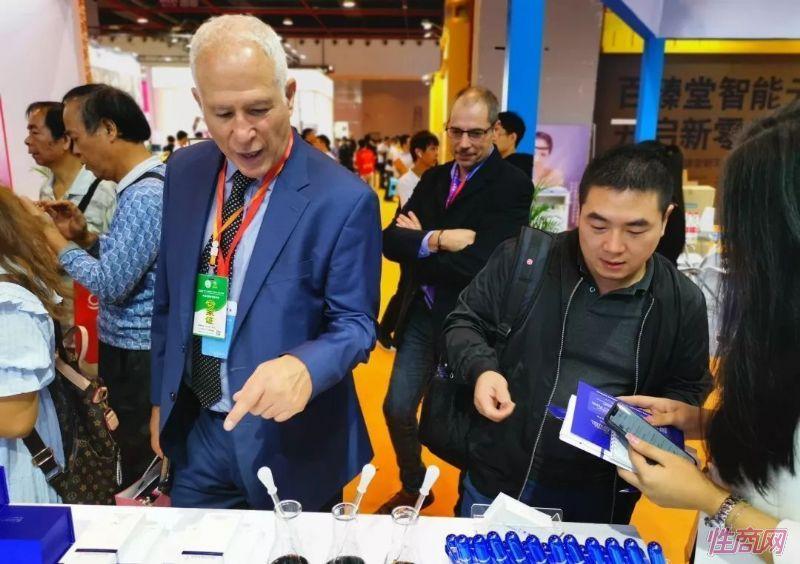 国外客商对喷剂产品很感兴趣